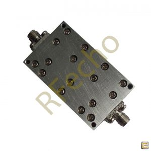 2.5 GHz to 6 GHz Rejection ≥70 dB @ DC-2000MHz High Pass Cavity Filter