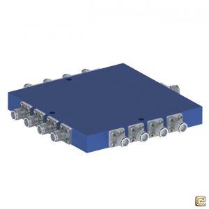 12 Way RF Power Divider