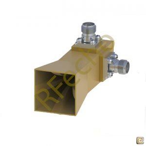 Double Polarization Horn Antenna ODPA-180400-20mm