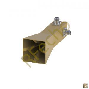 Double Polarization Horn Antenna ODPA-180400-30mm