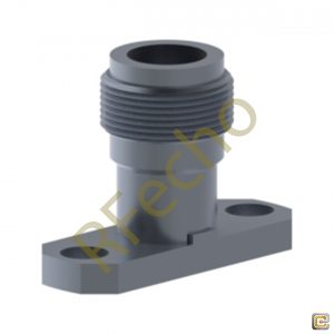 RF Connector 1.85mm (V) D180-P09-F06-A