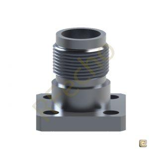 RF Connector SMA D550-P12-F03
