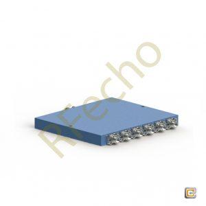 6 Way RF Power Divider