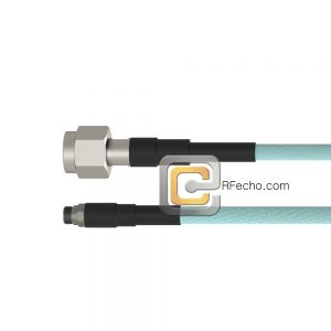 SMA Female to TNC Male LL142 Coax and RoHS F038-320S0-411S0-110-N