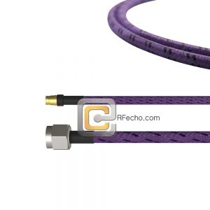 SMA Male to Mini SMP Female OM-086 Coax and RoHS F018-321S0-280S0-265-C