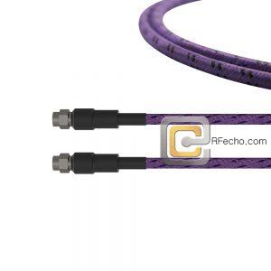 3.5mm Male to 3.5mm Male OM-160FLEX Coax and RoHS F016-161S0-161S0-265-C