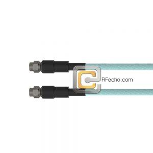 3.5mm Male to 3.5mm Male OM-160FLEX Coax and RoHS F016-161S0-161S0-265-N