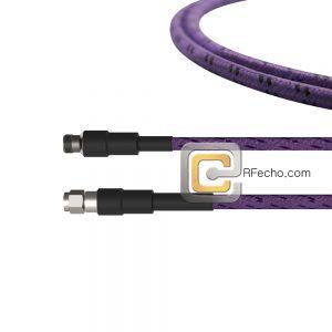 SMA Male to SMA Female OM-195TC Coax and RoHS F017-321S0-320S0-265-C