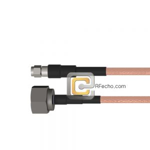 SMA Male to N Male RG-223 Coax and RoHS F064-321S0-291S0-110-N