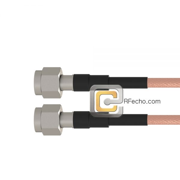 TNC Male to TNC Male RG-316 Coax and RoHS F065-411S0-411S0-30-N