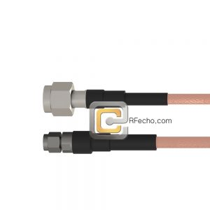 SMA Male to TNC Male RG-58 Coax and RoHS F070-321S0-411S0-50-N